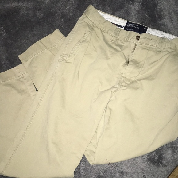 American Eagle Outfitters Other - Men's AE tan pants